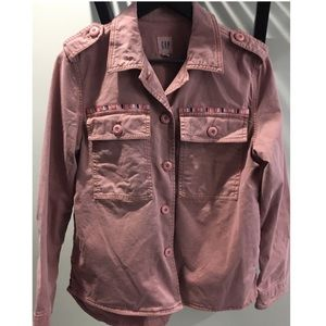 GAP Dusty Rose (runs Lg)